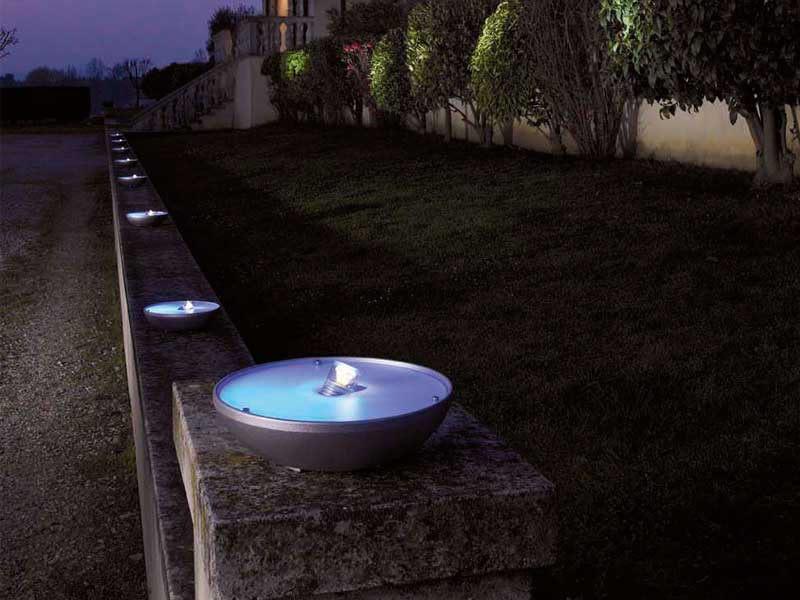 Outdoor Solar Lighting System Outdoor solar lights use solar