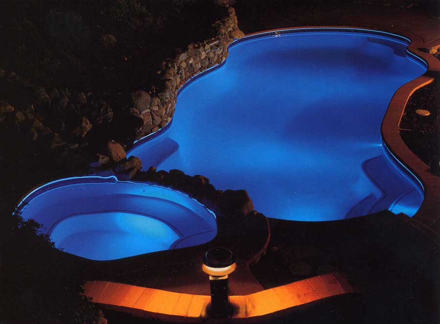 Pool Deck Lighting Ideas On Winlights Com Deluxe