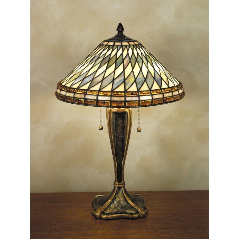 Quoizel tiffany lamp On WinLights.com | Deluxe Interior Lighting ...